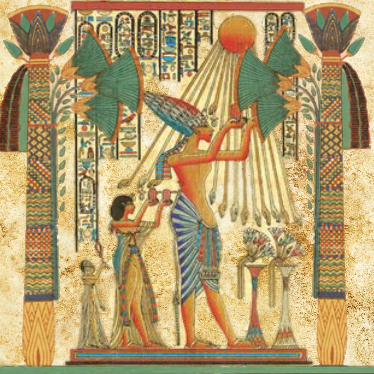 The Nephilim in Egypt? - www onfirecafe net